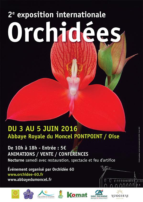 orchidee oise