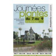 Jounées des Plantes a la Maladrerie St Lazare Beaubais